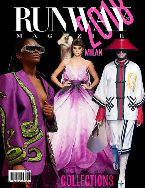 Runway Magazine 2018 Milan Collections