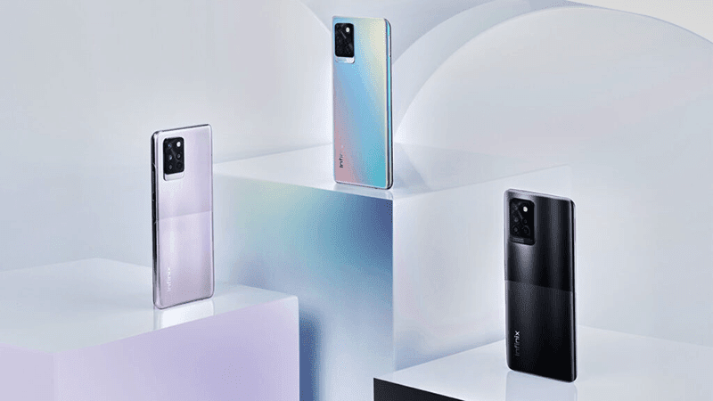 Infinix launches NOTE 10 Pro series—to arrive in PH in July 2021!