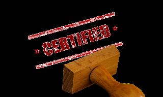 Amazon SPN certificazione