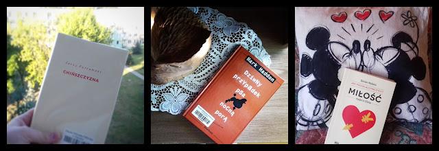 Chińszczyzna, Dziwny przypadek psa nocną porą, Miłość made in China