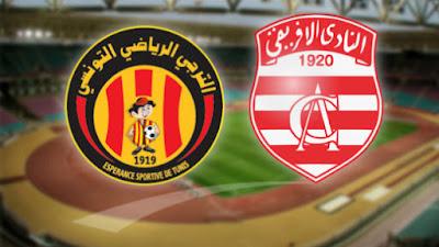 #⚽ مباراة الترجي والنادي الإفريقي مباشر 5-5-2021  مباراة الترجي ضد النادي الإفريقي الرابطة التونسية لكرة القدم