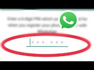 Car Mengatasi Lupa Kode Verifikasi 2 Langkah Whatsapp