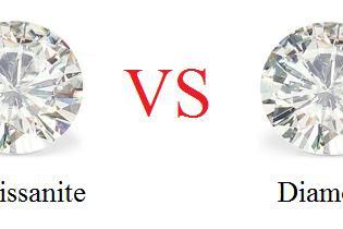 Yang Harus kita Ketahui Tentang Diamond Vs Moissanite