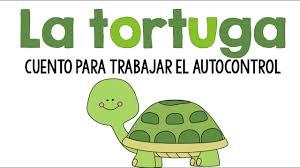 Técnica de autocontrol. Cuento de la tortuga. Minders Psicología infantil.