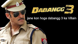 salman khan dabangg 3 Villain REVEALED
