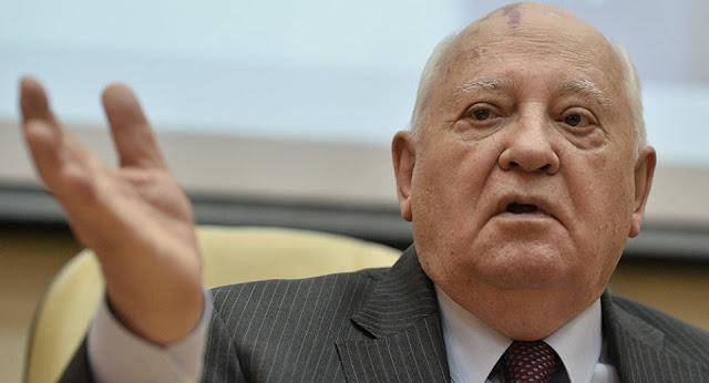 ông Mikhail Gorbachev