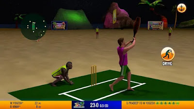 Friends Beach Cricket Requirements