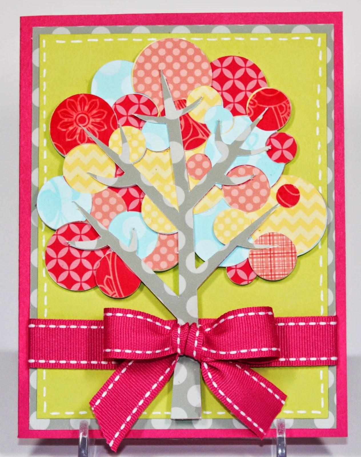 Simply Pam Pretty Paper Pretty Ribbon Guest Designer Spring