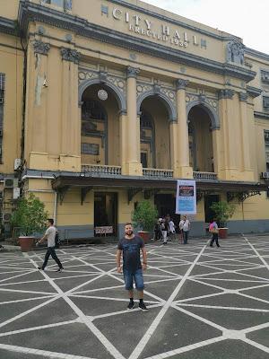 Ayuntamiento de Manila, Filipinas