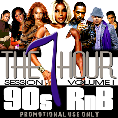 Classic 90's RnB 7 Hour Marathon on Fullblastradio