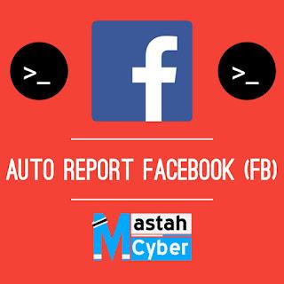 Auto Report FB Termux