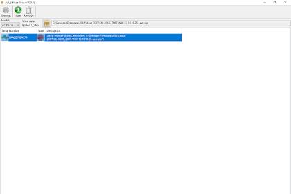 Fix Unzip Image Failure Pada Asus Flashtool Zenfone C Z007