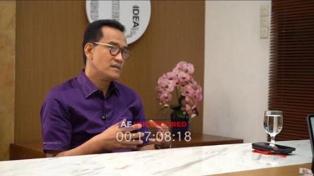"""Pernah Dikira """"Pro Jokowi"""", Refly Harun Ungkap Momen Namanya Mencuat: Masak Pilih Prabowo?"""