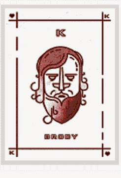 Nicholas Brody - Playing Cards
