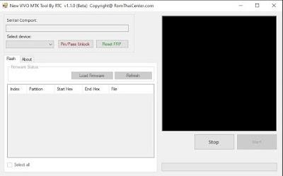 New VIVO RTC MTK Unlock Tool V1.1.0 Free Download