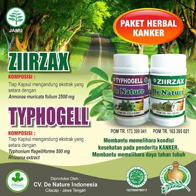 Obat herbal untuk kanker payudara