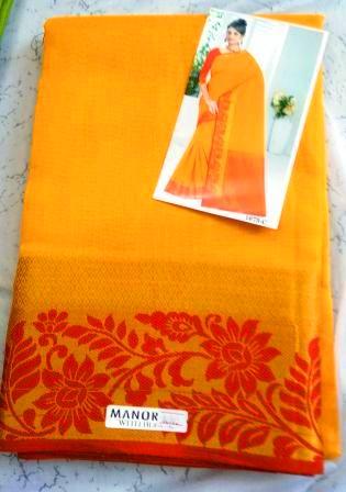 Cotton Silk Saree-19