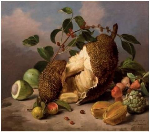 A Natureza Morta – Agostinho da Motta (1824-1878)