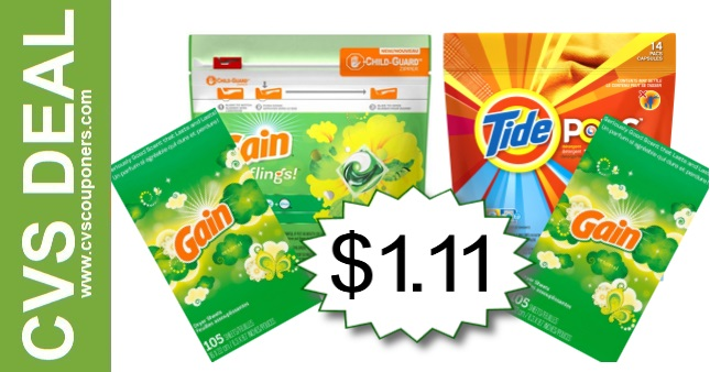 Tide Pods Coupon Deal $1.11 915-921