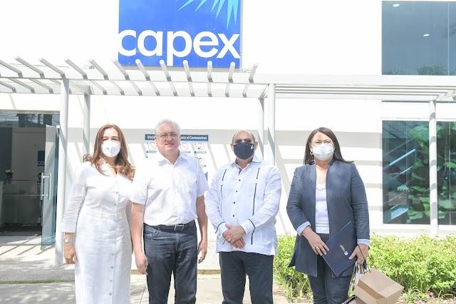 INFOTEP y CAPEX de la Corporación Zona Franca de Santiago coordinan acciones de formación y capacitación tecnológica en RD