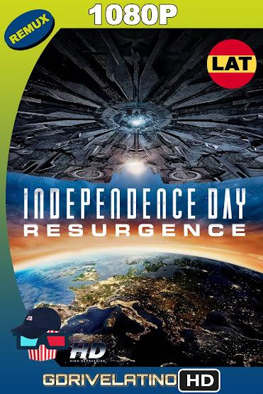 Día de la Independencia: Contraataque (2016) BDRemux 1080p Latino-Ingles MKV
