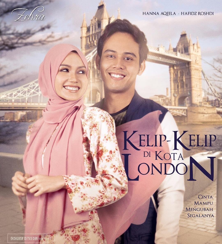 Review Drama Kelip - Kelip Di Kota London