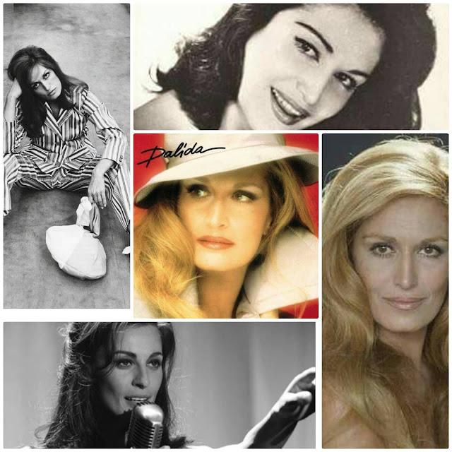 """""""داليدا""""أيقونة الغناء العربية والعالمية"""