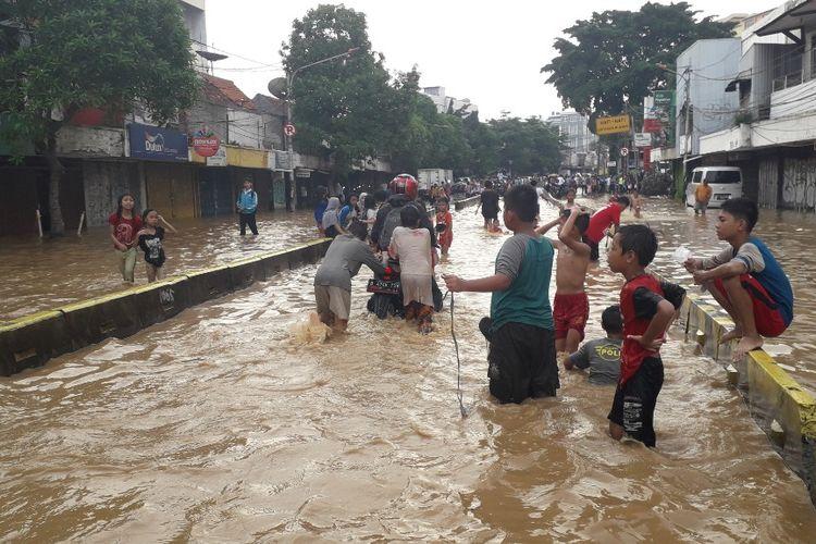 Banjir Kiriman Dari Bogor