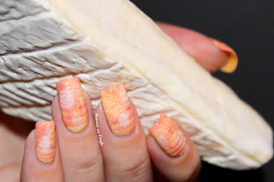 Cheese Nail Art