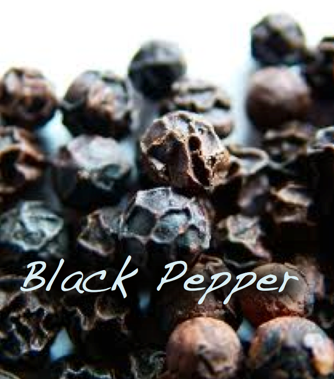 Black Pepper in Magic