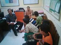 Polisi Amankan 5 pelajar kelas VIII SMP Pesta Miras Warung depan GOR Ponorogo