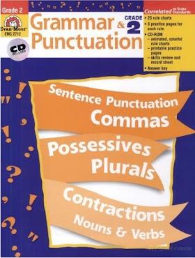 GET Grammar and Punctuation, Grade 2