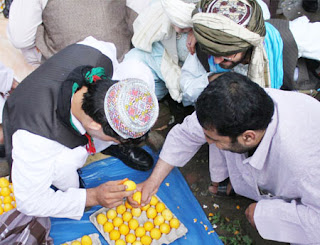 tradisi lebaran afghanistan