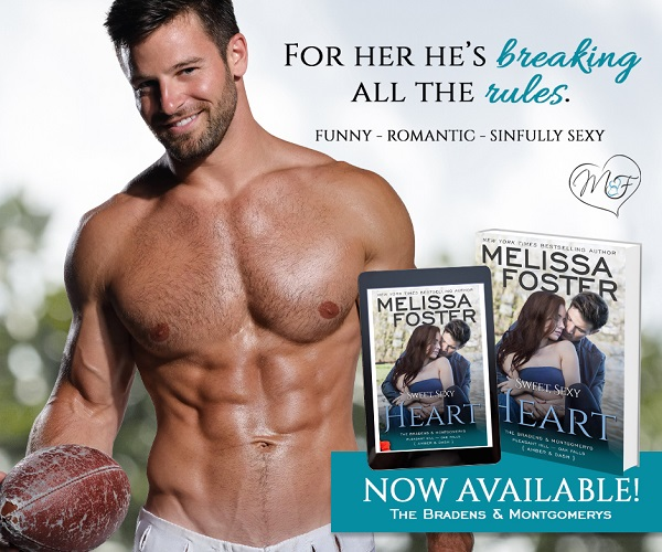 For her, he's breaking all the rules. Funny – Romantic – Sinfully Sexy.
