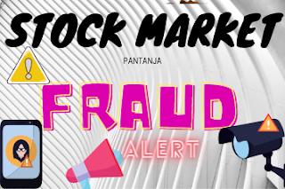 Stock market scam alert। stock market for beginners।
