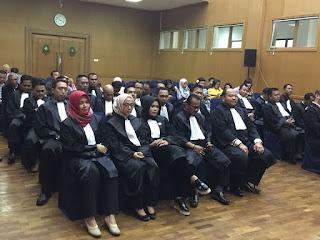 Pengambilan Sumpah Advokat Wilayah Hukum Pengadilan Tinggi Jawa Barat