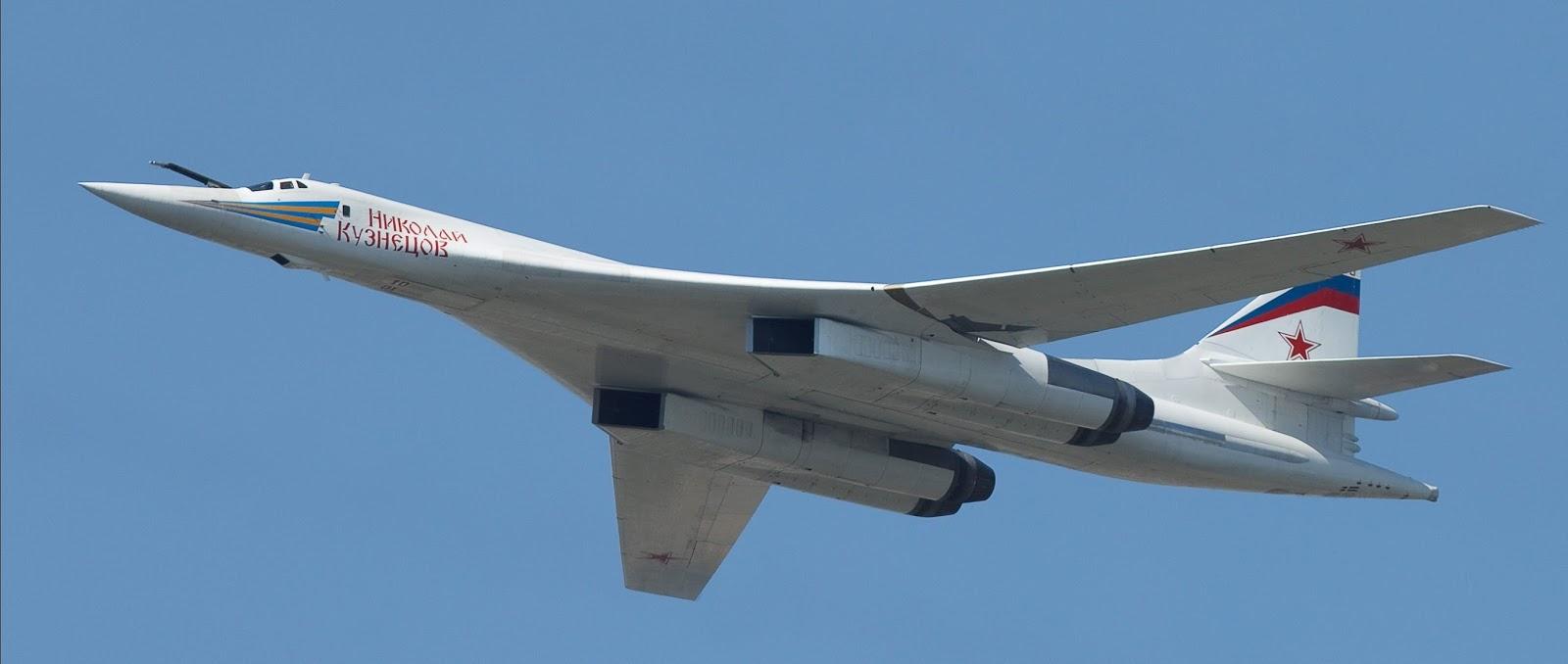 Em contraste com o B-1 Lancer, o Blackjack é mais uma plataforma de armas isolada do que um bombardeiro tradicional