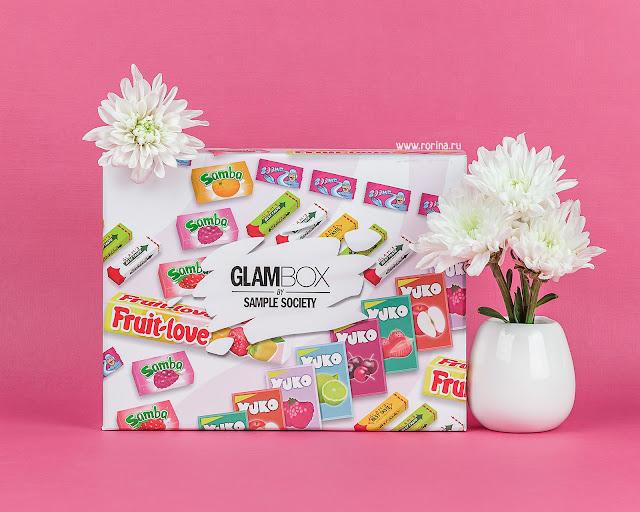 GlamBox июнь: отзывы с фото