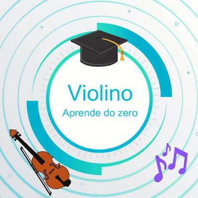 Curso Online Violino do Zero