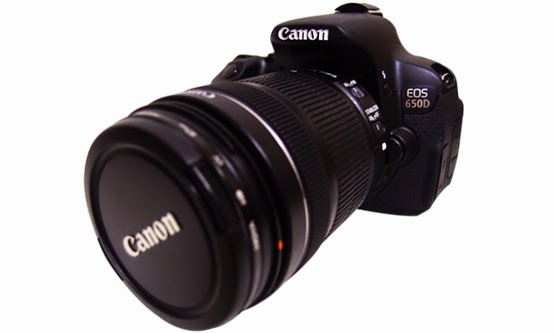 Harga dan Spesifikasi Kamera Canon EOS 650D Terbaru November 2015