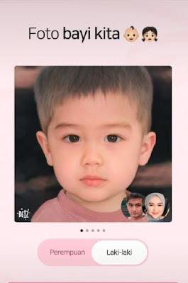 Cara Prediksi Wajah Bayi APK B612 Aplikasi Penggabung Wajah yang Lagi Viral Cek Muka Anak dengan Pasangan Online