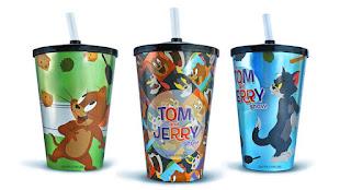 Promoção Bobs 2016 Copos Turma Tom e Jerry
