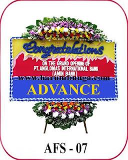 bunga ucapan congratulations