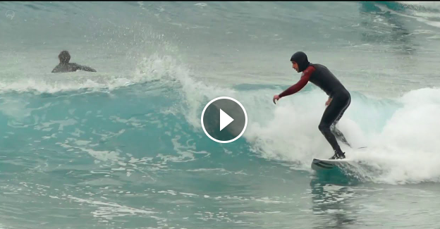 Zurri Olas Surf Sessions