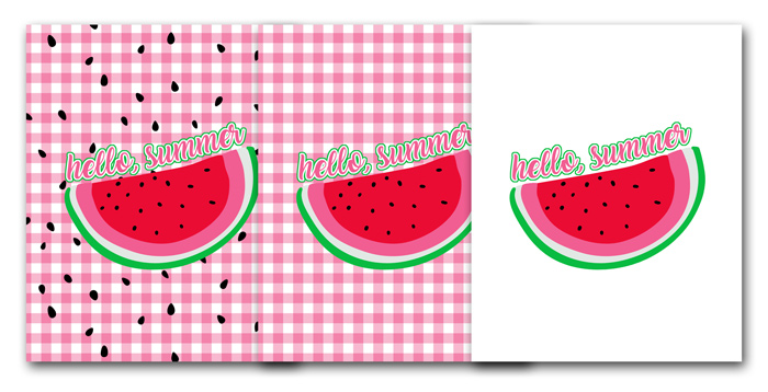 Summer Watermelon Printable