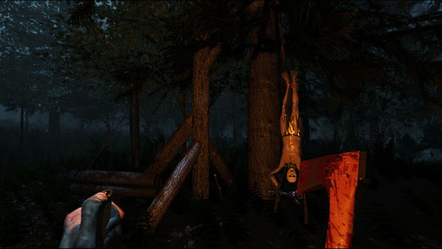 The Forest PC Game Free Download Photo