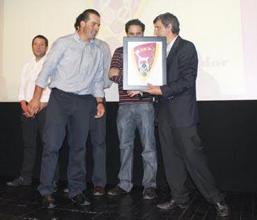 b0c0ce0266 Durante a cerimónia foram realizados os sorteios para o campeonato e taça  D Trivela  Futebol amador de Lousada com nova organização