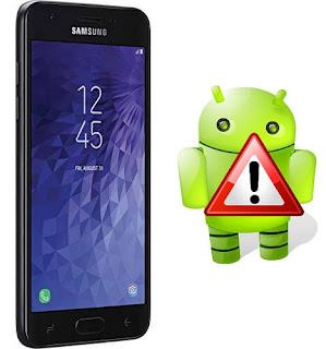 Fix DM-Verity (DRK) Galaxy J7 2018 SM-J737R4 FRP:ON OEM:ON