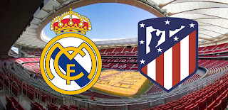 مباراة ريال مدريد واتلتيكو مدريد الدوري الإسباني 2020