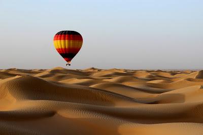 Dengan Balon Udara Panas